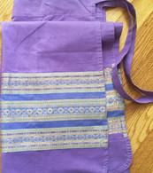 XS Purple Wrap Around Skirt - Size XS
