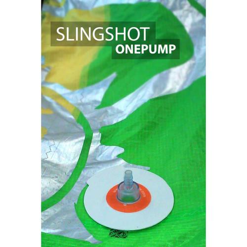 Slingshot one pump valve