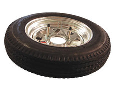 "Spare 12"" Tire with Locking Attachment MPG465"