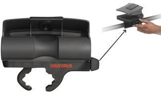 Yakima EvenKeel Flexible Boat Saddles