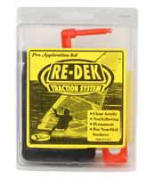 Re Dek Traction System