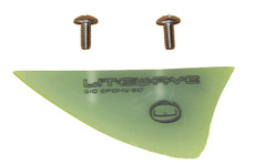 Litewave Twin Tip Fins