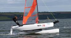 Topaz Catamaran 14C