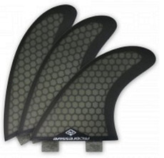 "FCS HONEYCOMB 4.75"" TRI FIN SET"