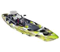Feelfree Dorado 125 Kayak with Overdrive Pedal Drive
