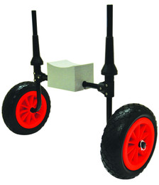 Xpress Scupper Kayak Cart w/ no-flat tires