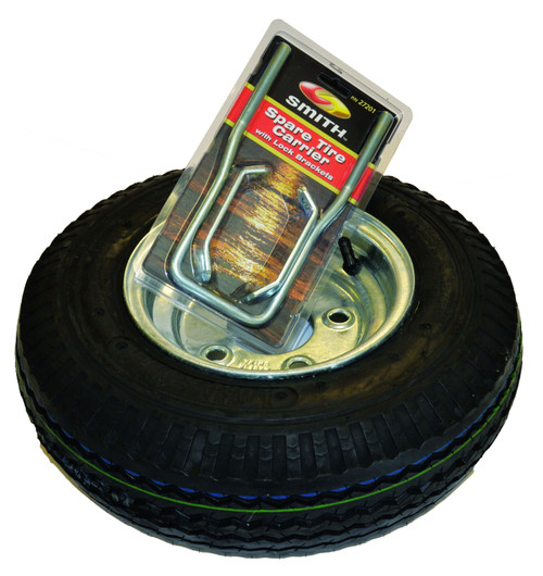 "Spare 8"" Tire with Locking Attachment MPG565"