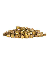 Brass Inserts-6mm thread