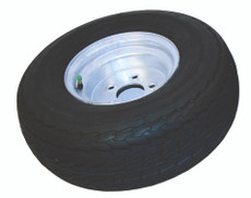 MegaSport Spare Tire w/Lockable Attachment (MPG540)
