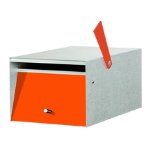 Rural Letterbox (No Lock) - Stainless Steel