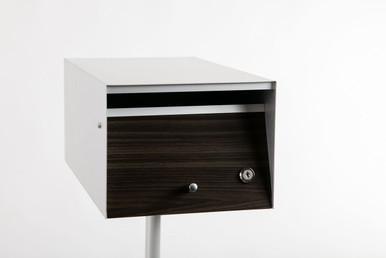 Urban Mailbox Front Opening Stainless Steel Boxdesignusa