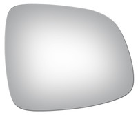 2009 Suzuki Sx4 Passenger Side Mirror Glass - 5273