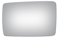 2009 Hummer H3 Driver Side Mirror Glass - 4081