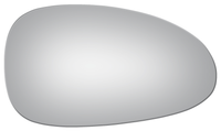 2002 Daewoo Nubira Passenger Side Mirror Glass - 3741
