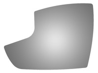 2017 FORD C-MAX Driver Side Mirror Glass - 4479