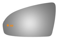 2018 BUICK LACROSSE Driver Side Mirror Glass - 4677BC
