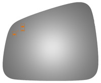 2014 BUICK ENCORE Driver Side Mirror Glass - 4501B
