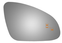 2016 BUICK VERANO Passenger Side Mirror Glass - 5550B