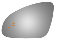 2017 BUICK VERANO Driver Side Mirror Glass - 4506B