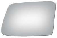 1989 SUBARU XT Driver Side Mirror Glass - 2530
