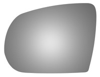 2018 JEEP COMPASS Driver Side Mirror Glass - 4546