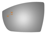 2018 FORD FOCUS Driver Side Mirror Glass - 4571B