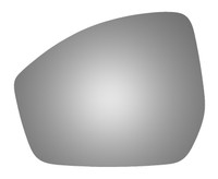 2015 LAND ROVER RANGE ROVER EVOQUE Driver Side Mirror Glass - 4661