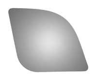2019 FORD TRANSIT CONNECT Passenger Side Mirror Glass - 3967