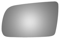 2019 LINCOLN MKT Driver Side Mirror Glass - 4445