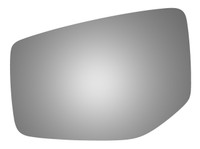 2019 ACURA TLX Driver Side Mirror Glass - 4597