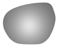 2019 BUICK ENVISION Driver Side Mirror Glass - 4674