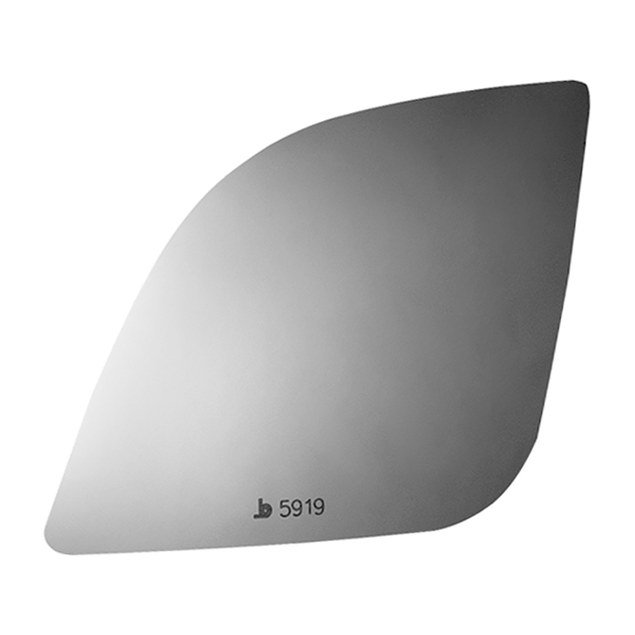 2019 FORD RANGER Driver Side Mirror Glass - 5919