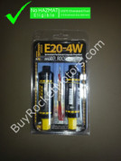 Aerotech E20 White Lightning 24 mm - Single Use - 2 Pack