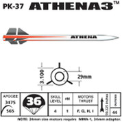 LOC Precision Athena3