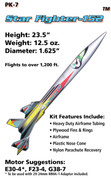 LOC Precision Star Fighter 152