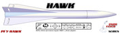 LOC Precision Park Flyer Hawk