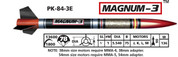 LOC Precision Magnum-3 - FREE SHIPPING - No Decal (drop shipped by LOC Precision)