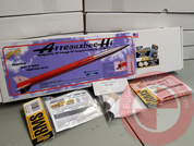 AeroTech Arreauxbee-Hi Rocket Kit & 24/60 Hardware & F35-5 & Motor Mount Adapter