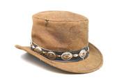 LA-Riga Western Concho Top-Hat