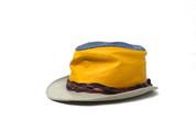 LA-Riga Denim Side Up Outdoor Hat