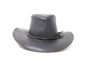 LA-Riga Black Cowboy Hat