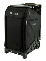 ZUCA Pro Artist Rolling Case - Black with Black Frame