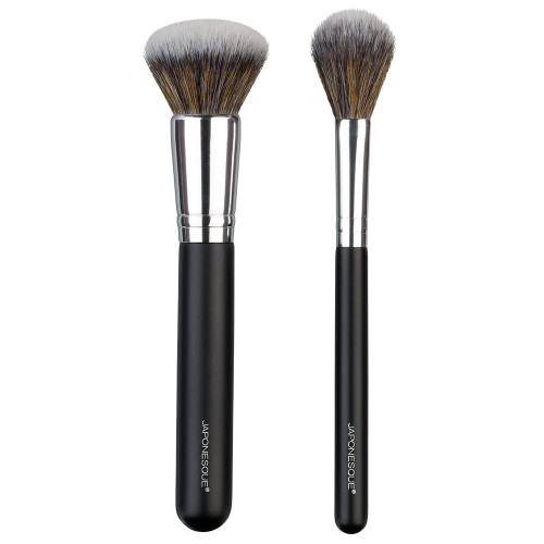 MUST HAVE COMPLEXION BRUSH DUO JAPONESQUE