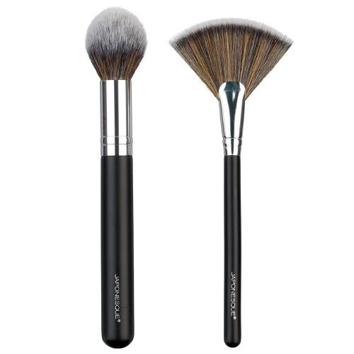 Complexion Brush Duo Jappnesque