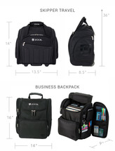 ZUCA Business BackPack or Skipper Travel Tote