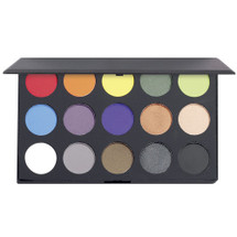 15 Color Pro Eye Shadow Palette - Theatrical