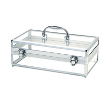 Clear Spa Case - Large Rectangular