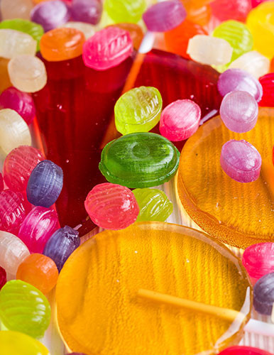 Hard Candy VaVaVape Max VG Drip Line E-Juice