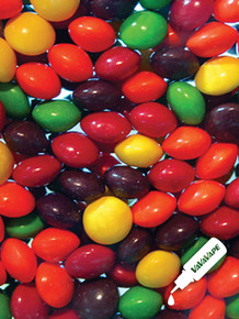 Rainbow Candy VaVaVape Max VG Drip Line E-Juice