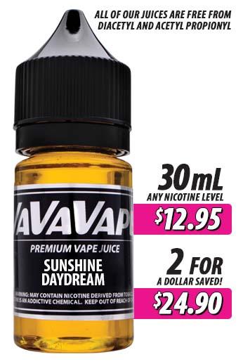 E-Juice | American Made Gourmet Flavors | VaVaVape